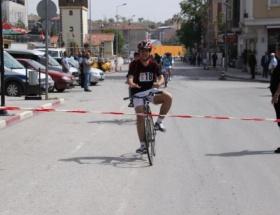 Genç pedallar yarıştı