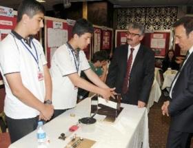 Öğrencilerin projeleri görücüye çıktı