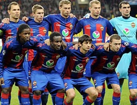 CSKA Moskova şampiyonluğunu ilan etti