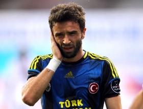 Fenerbahçede Gökhan Gönül şoku