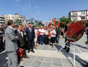 Çanakkalede 19 Mayıs kutlamaları başladı