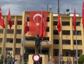 Reyhanlıda hüzünlü 19 Mayıs