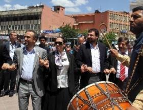 19 Mayıs, Diyarbakırda halaylarla kutlandı