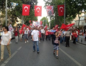 Kadıköylüler 19 Mayısı kutladı