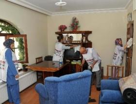 Temiz Evler Gülen Yüzler hizmeti başladı
