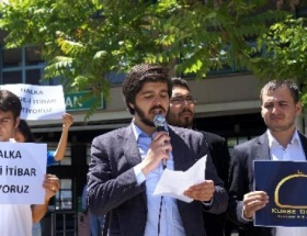 Tandoğan Meydanının adı Aşık Veysel olsun eylemi