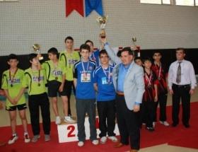 Masa Tenisi Yıldızlar Türkiye Şampiyonası sona erdi